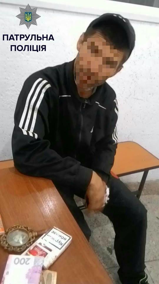 В Кропивницком убийца чуть не зарезал мужчину (ФОТО), фото-1