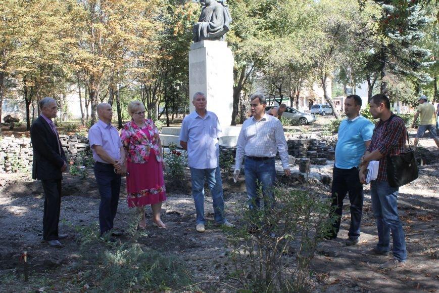 У Новогродівку завітав директор департаменту екології та природних ресурсів, фото-2