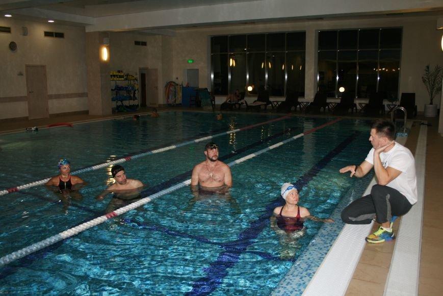 В Троицке прошёл мастер-класс по плаванью кролем, фото-7