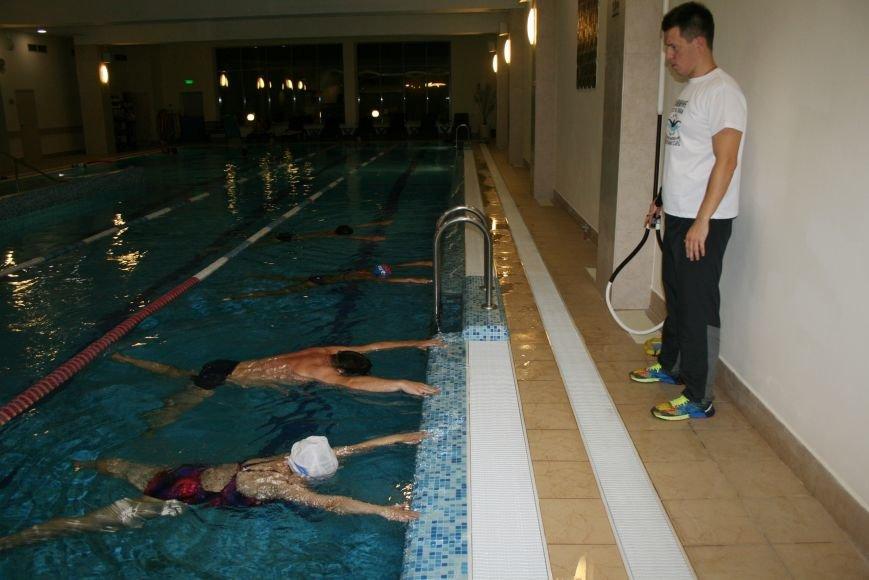 В Троицке прошёл мастер-класс по плаванью кролем, фото-9