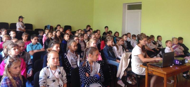 Краматорские Лиговцы провели конкурс для школьников, фото-4