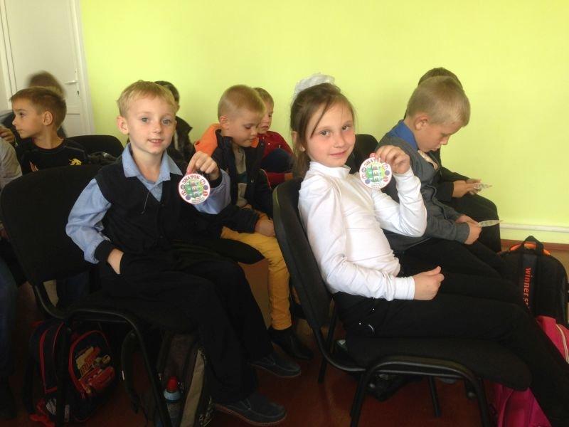 Краматорские Лиговцы провели конкурс для школьников, фото-3