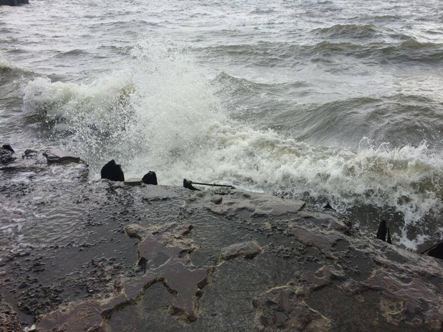 Как Мариуполь пережил первый после засухи дождь (ФОТО), фото-3