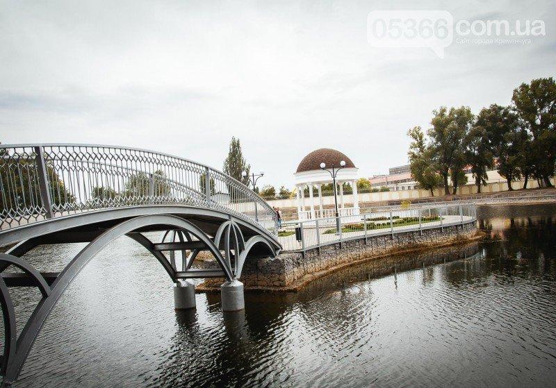 В Кременчуге технически открыли Беседку Влюбленных в Городском Саду (ФОТО, ВИДЕО), фото-5
