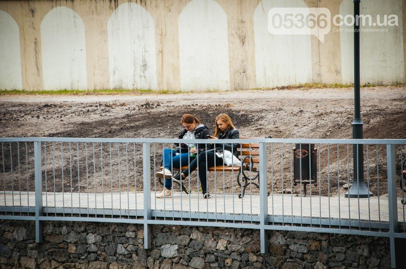 В Кременчуге технически открыли Беседку Влюбленных в Городском Саду (ФОТО, ВИДЕО), фото-3
