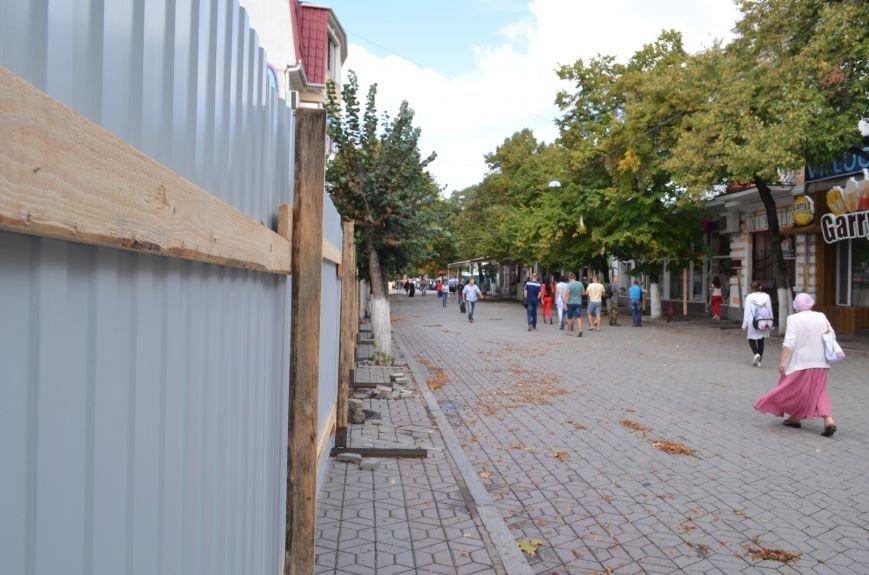 Центр Симферополя превратился в одну большую стройку (ФОТОФАКТ), фото-2