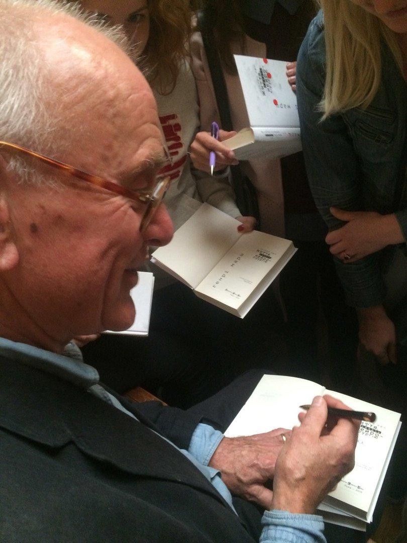 Генрі Марш прочитав у Львові лекцію і влаштував автограф-сесію (ФОТО), фото-11