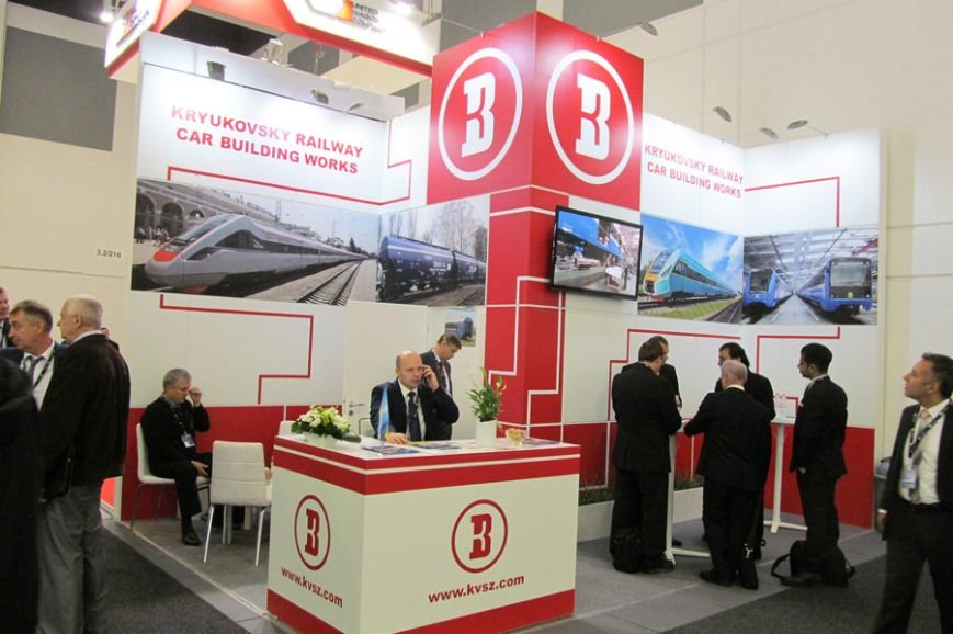 КВСЗ представляет свою продукцию на Международной транспортной выставке InnoTrans 2016 (ФОТО), фото-2