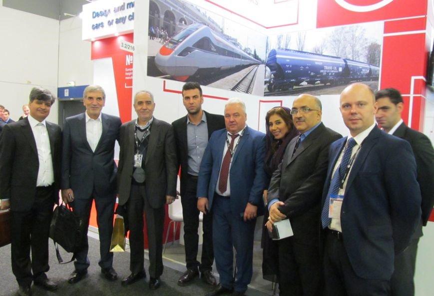 КВСЗ представляет свою продукцию на Международной транспортной выставке InnoTrans 2016 (ФОТО), фото-4