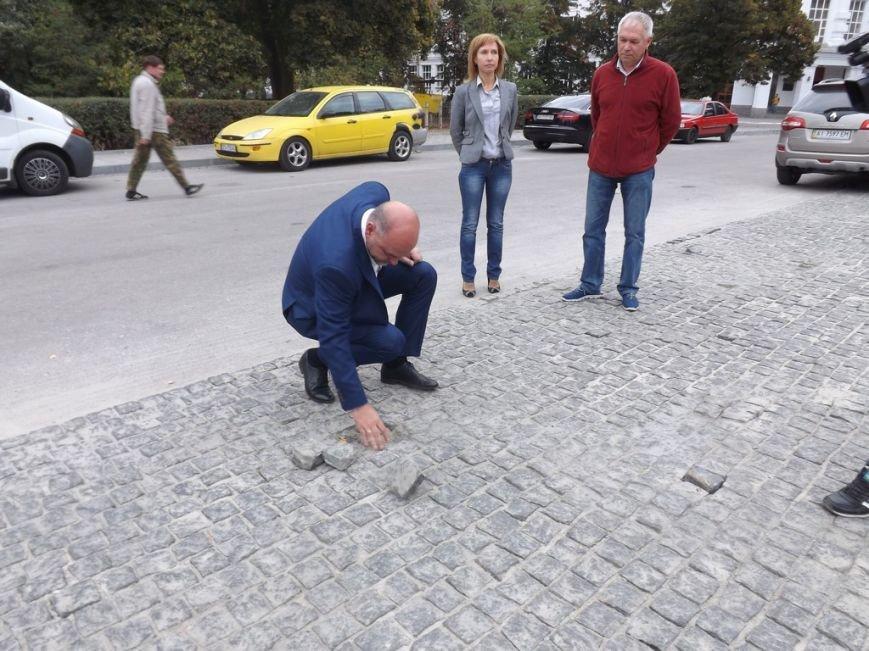 Білоцерківська міськрада відмовилась платити підряднику за халтуру, фото-1