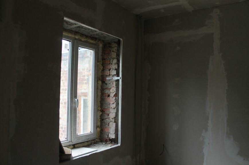В Бахмуте продолжается реконструкция общежитий (ФОТО), фото-5