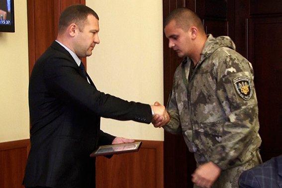 """Батальйон патрульної служби поліції """"Івано-Франківськ"""" відзначили подяками, фото-1"""