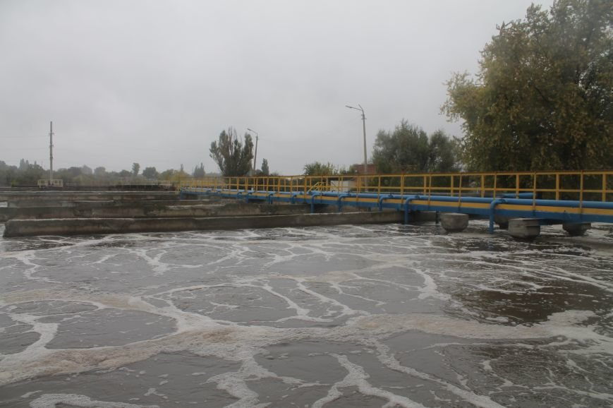 Реконструкция очистных сооружений Бахмута завершена на 70%, фото-6