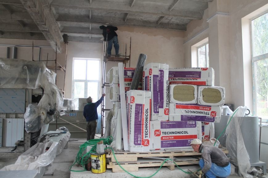 Реконструкция очистных сооружений Бахмута завершена на 70%, фото-3