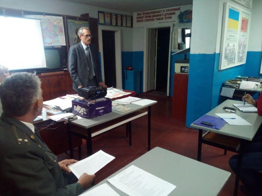 Преподавателям Бахмута и района рассказали о правилах поведения с взрывоопасными предметами, фото-2