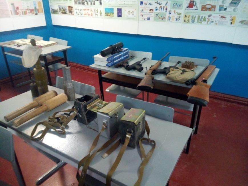 Преподавателям Бахмута и района рассказали о правилах поведения с взрывоопасными предметами, фото-3