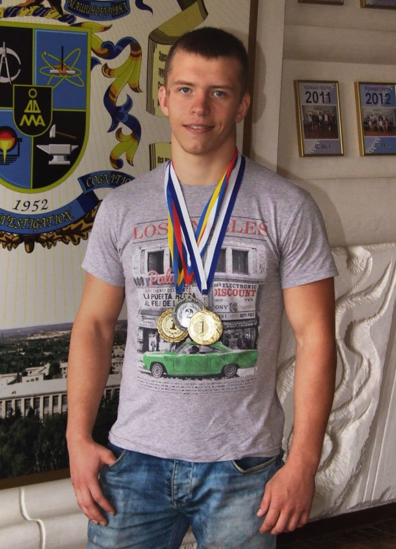 Краматорский студент привез бронзу с Международного турнира, фото-1