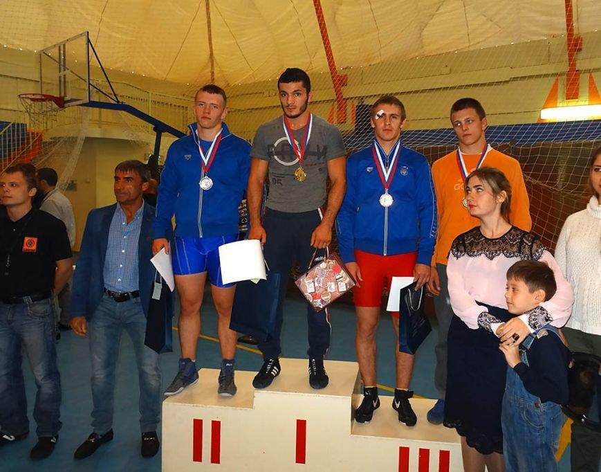 Краматорский студент привез бронзу с Международного турнира, фото-2