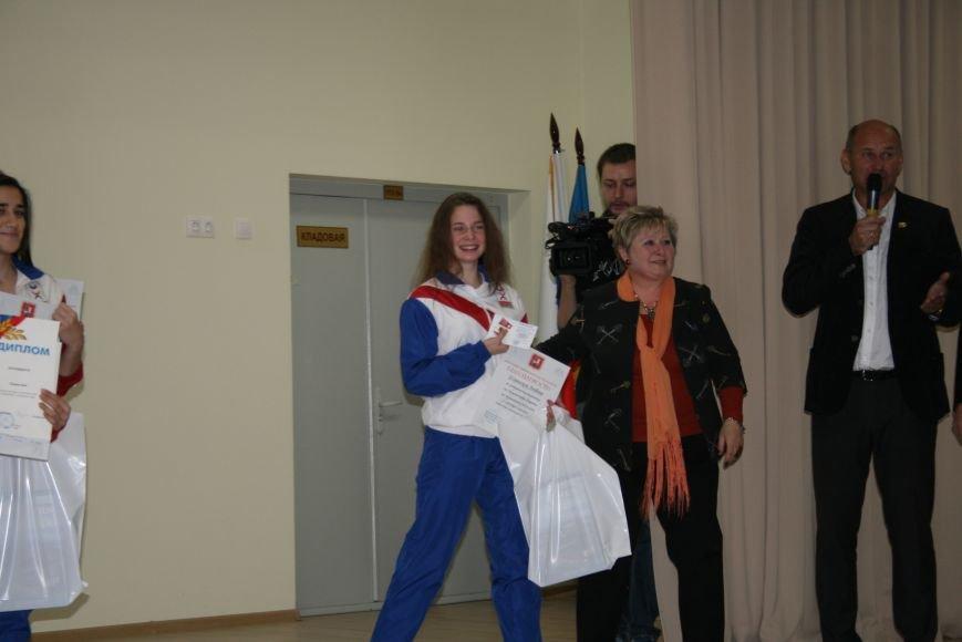 «Чемпионы с нашего двора»: школьники Троицка встретились со спортсменками, фото-7