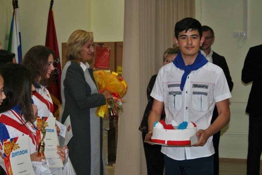«Чемпионы с нашего двора»: школьники Троицка встретились со спортсменками, фото-9