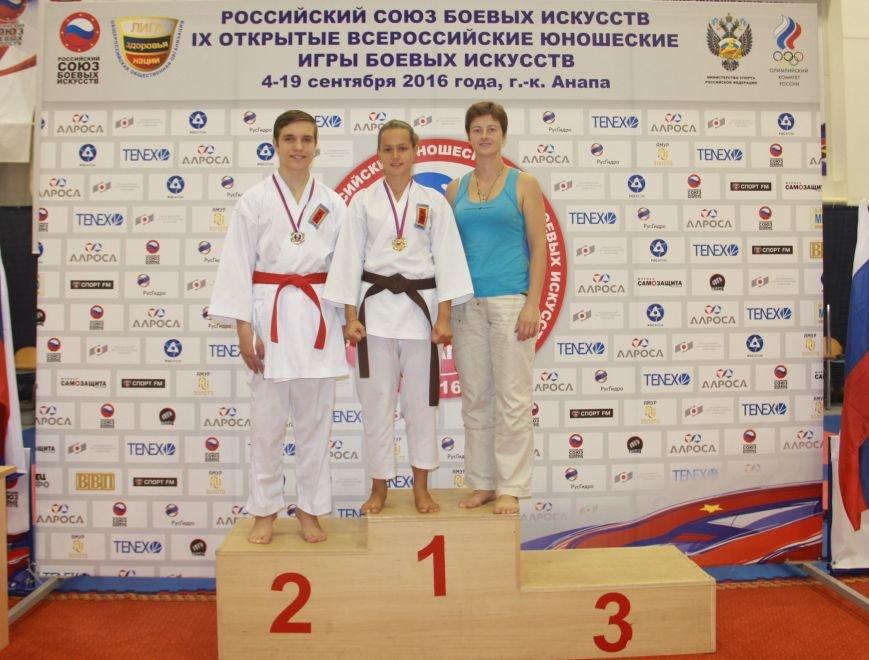 Юные крымчане взяли «серебро» всероссийских Игр боевых искусств (ФОТО), фото-3