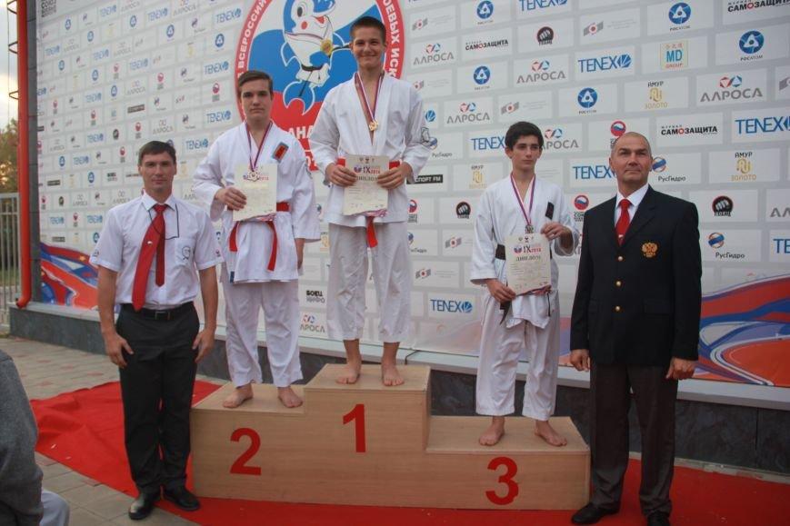 Юные крымчане взяли «серебро» всероссийских Игр боевых искусств (ФОТО), фото-2