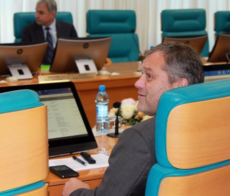 Сахалинский депутат фактически обвинила законодателей в зависимости от исполнительной власти, фото-1
