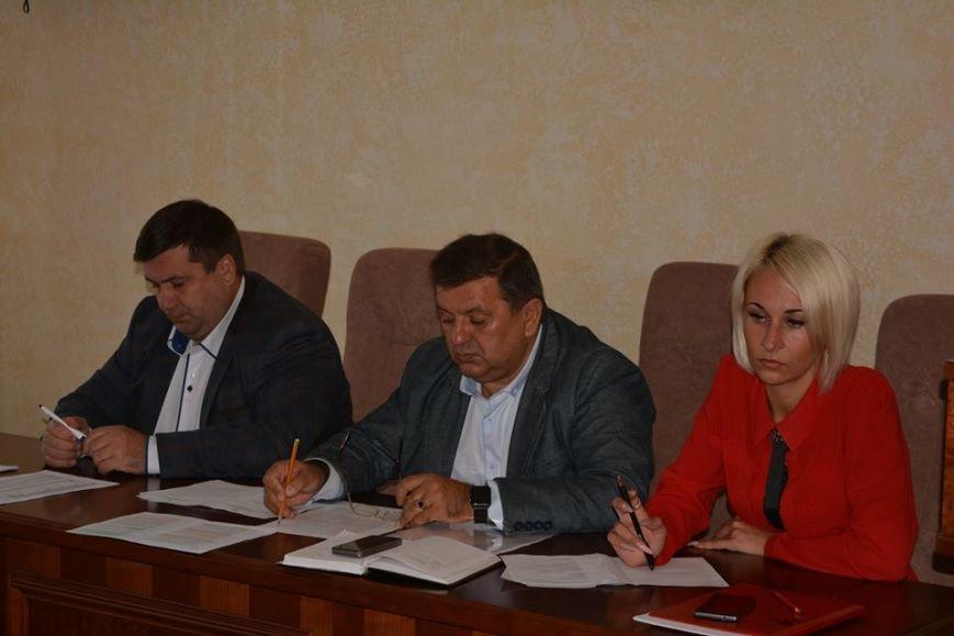 Відбулося засідання постійної комісії Новоград-Волинської районної ради, фото-1