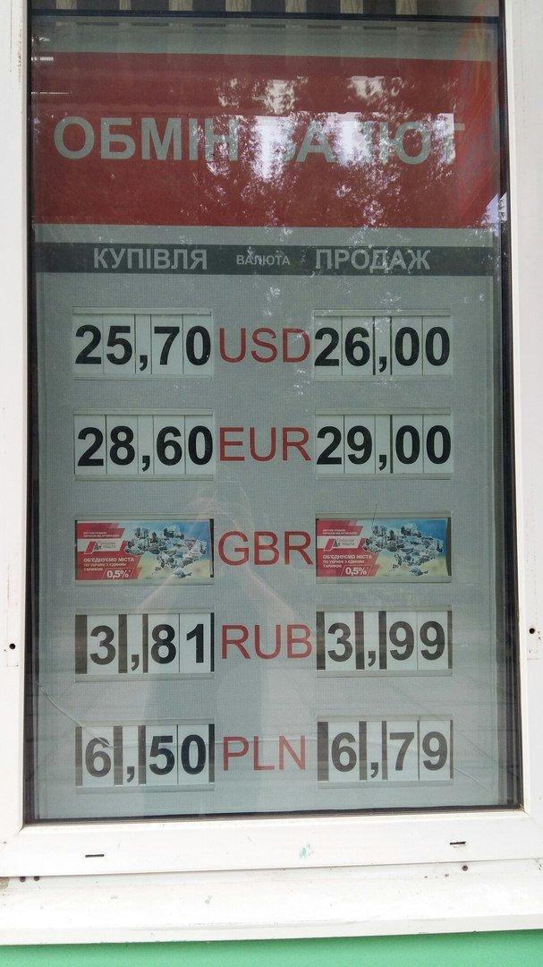 Скільки коштує долар та євро у Львові: реальний курс валют станом на 22 вересня (ФОТО), фото-2