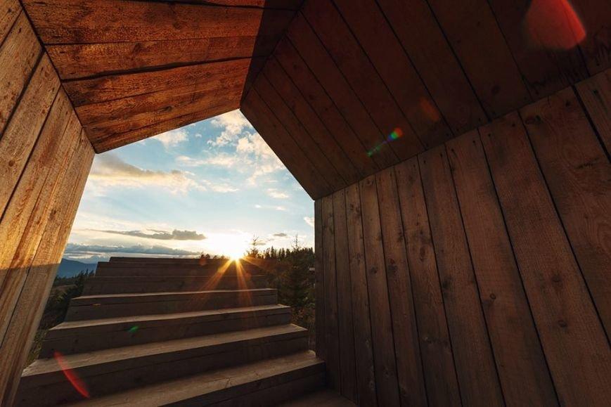 """Франківський фотограф знайшов у Карпатах """"сходи, що ведуть до небес"""" (ФОТО), фото-2"""
