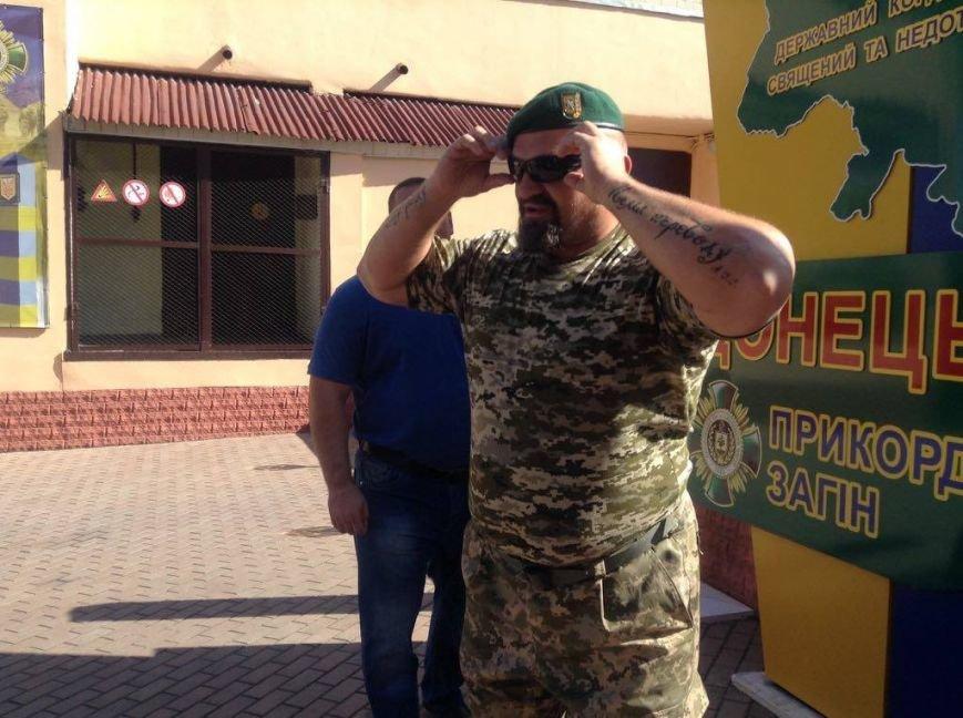 В Мариуполе известные силачи сварили борщ и слепили вареники для пограничников (ФОТО), фото-5