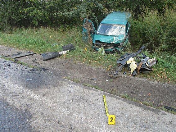 З'явилися фото з місця смертельної ДТП, що трапилася вчора, фото-3