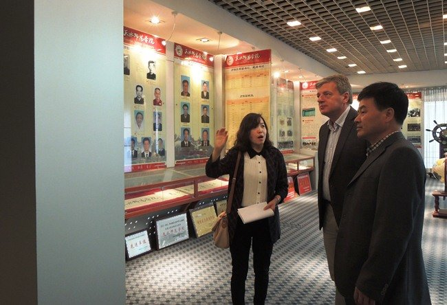 Ректор Прикарпатського університету побував на форумі в Китаї (ФОТО), фото-3