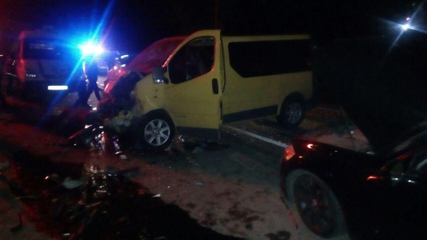 Вночі поблизу Львова сталася ДТП: є постраждалі  (ФОТО), фото-2