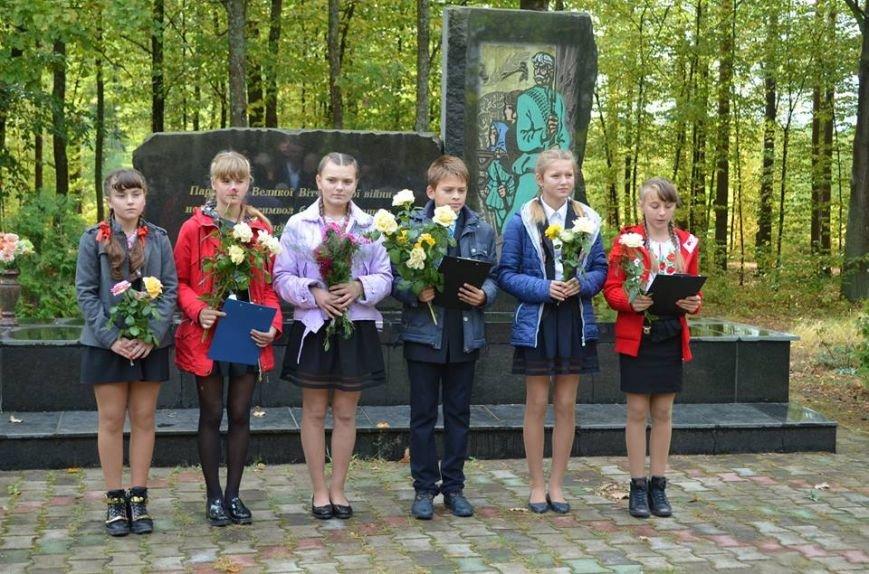У Новоград-Волинському районі відбувся мітинг у честь безсмертних героїв-партизанів, фото-5