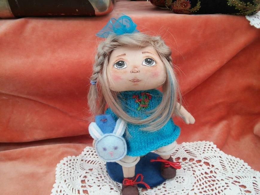 У Львові на фестивалі «Lady&Teddy» презентують авторські ляльки (ФОТОРЕПОРТАЖ), фото-7