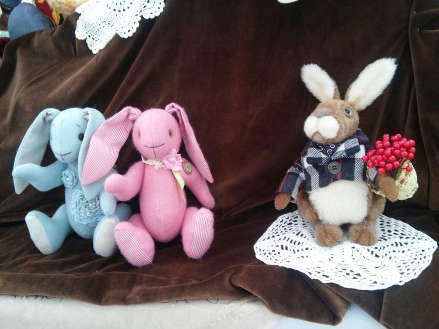 У Львові на фестивалі «Lady&Teddy» презентують авторські ляльки (ФОТОРЕПОРТАЖ), фото-3