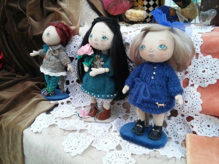 У Львові на фестивалі «Lady&Teddy» презентують авторські ляльки (ФОТОРЕПОРТАЖ), фото-9