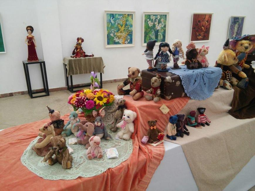 У Львові на фестивалі «Lady&Teddy» презентують авторські ляльки (ФОТОРЕПОРТАЖ), фото-6