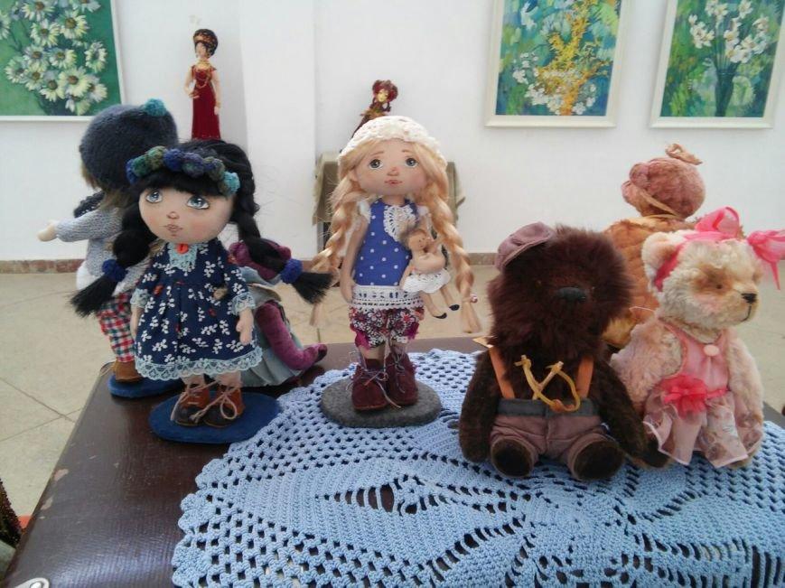 У Львові на фестивалі «Lady&Teddy» презентують авторські ляльки (ФОТОРЕПОРТАЖ), фото-1