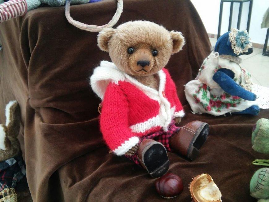 У Львові на фестивалі «Lady&Teddy» презентують авторські ляльки (ФОТОРЕПОРТАЖ), фото-2