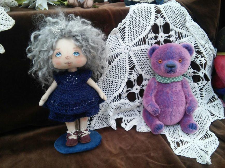 У Львові на фестивалі «Lady&Teddy» презентують авторські ляльки (ФОТОРЕПОРТАЖ), фото-8