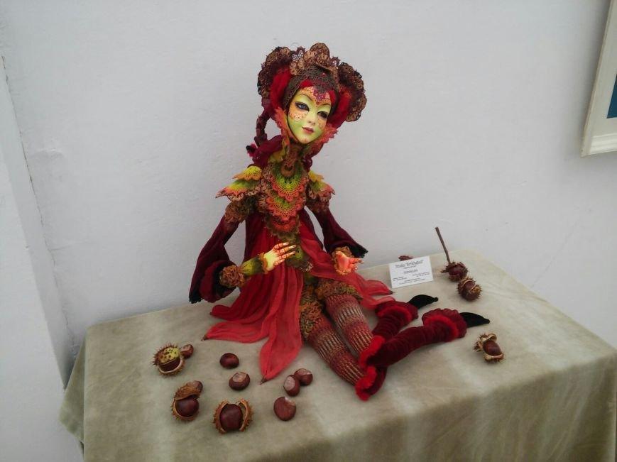 У Львові на фестивалі «Lady&Teddy» презентують авторські ляльки (ФОТОРЕПОРТАЖ), фото-11
