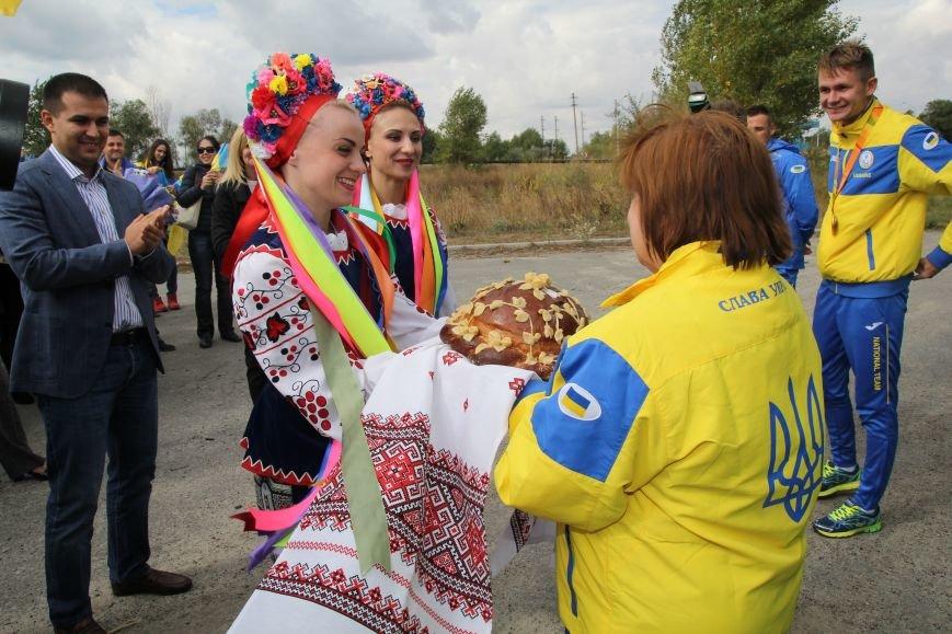 На Днепропетровщину вернулись победители Паралимпийских игр (ФОТО), фото-1
