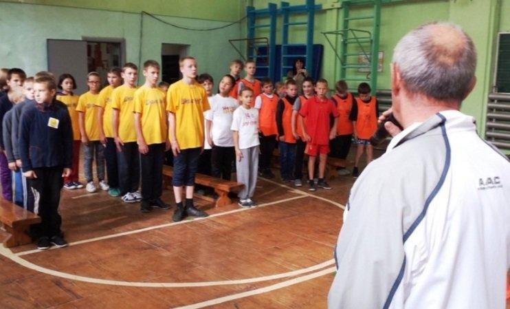 В Полевском состоялись традиционные «Веселые старты» для школьников, фото-1