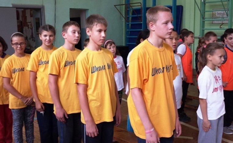 В Полевском состоялись традиционные «Веселые старты» для школьников, фото-2