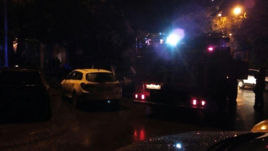 В Троицке был ложный вызов пожарных на Центральную 16, фото-2