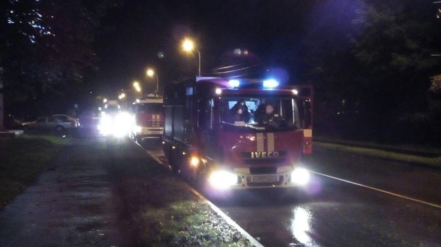 В Троицке был ложный вызов пожарных на Центральную 16, фото-1