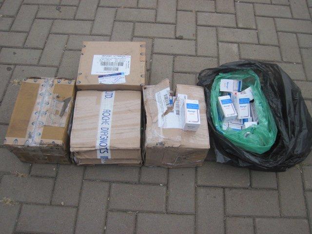 Конотопські прикордонники виявили контрабанду на суму близько мільйона гривень (ВІДЕО), фото-1