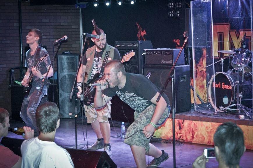 Интервью с солистом панк-рок группы «Вирус Диктатур», фото-2